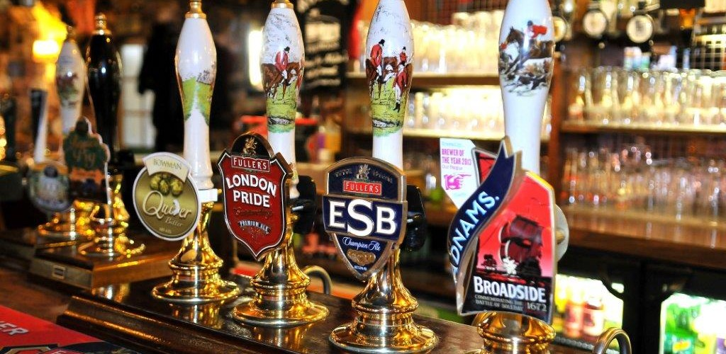 CAMRA Kingston & Leatherhead Branch Pub of the year 2015