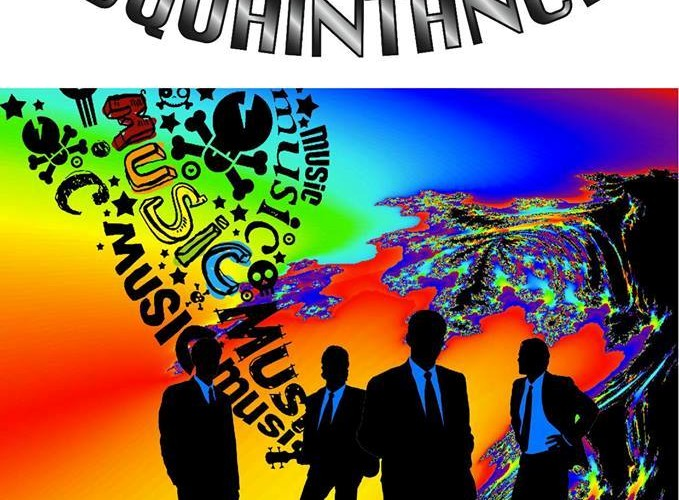 'The Acquaintances' LIVE @ Woodies on Saturday 21st March from 8.30pm