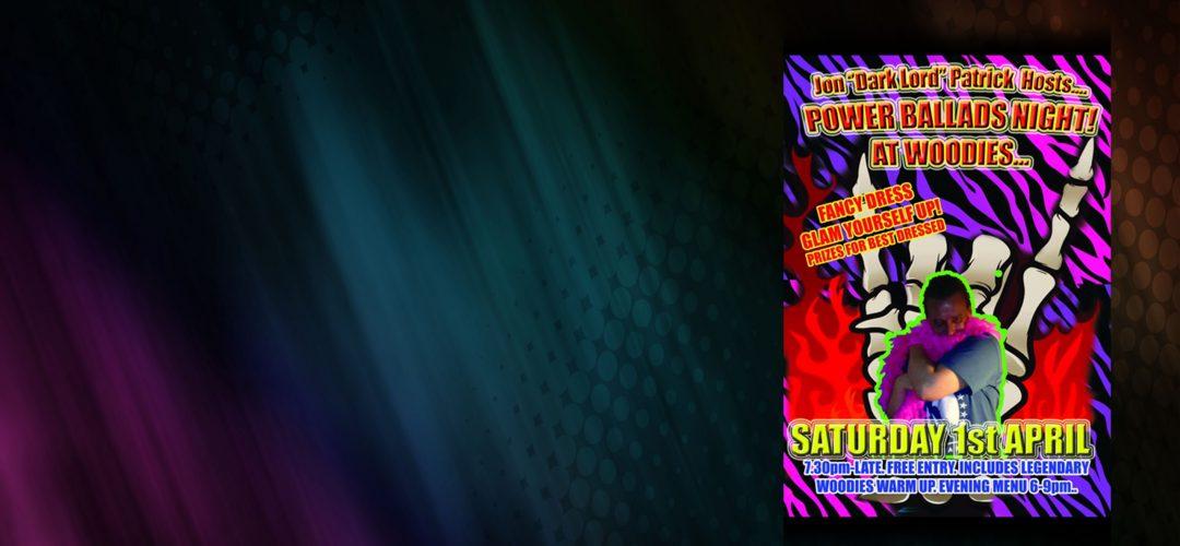 Power Ballads Night